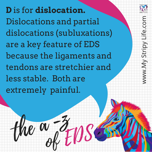 D is for dislocation
