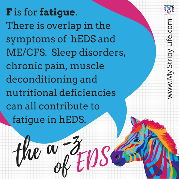 F is for fatigue