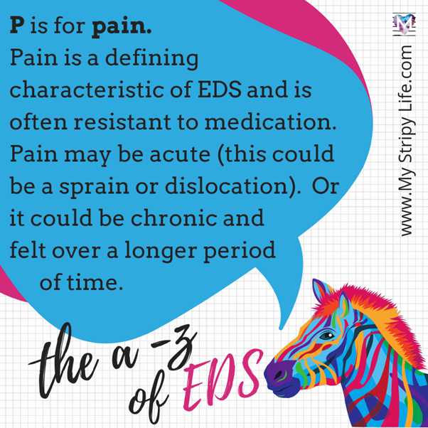P is for pain