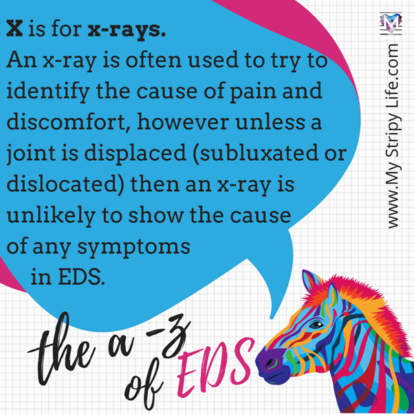 X is for x-rays
