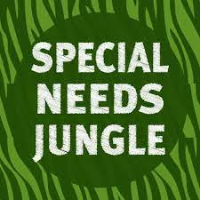 icon for special needs jungle website